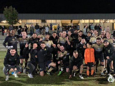 Ponds FC - FFA Cup - Round 5 - Thank you