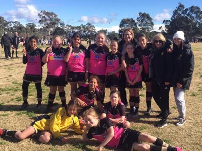 PONDS FC - Grand Final Team Snapshot - 12G/2